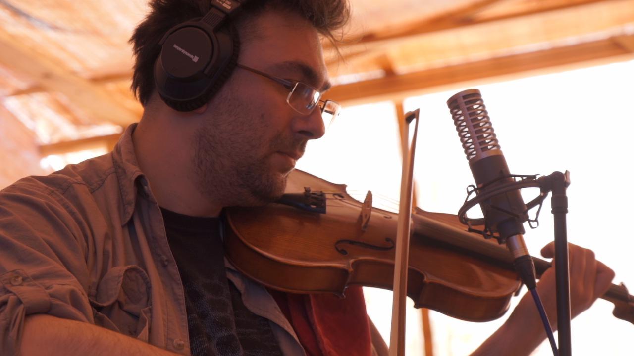 Bogdan. Violin
