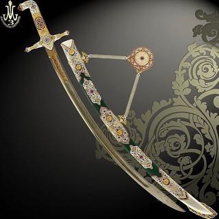 "Sword ""Sham Singh"""