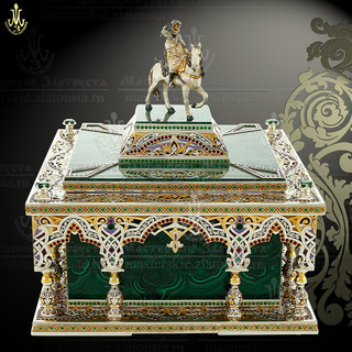 "Casket ""Palace of the Shirvanshahs"""