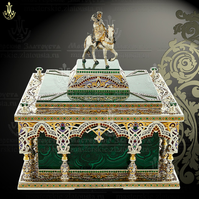 "Casket ""Palace of the Shirvanshahs"""
