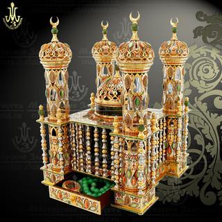"Mosque Lamp ""Chor Minor"""
