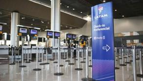 Check-in LATAM em voos nacionais