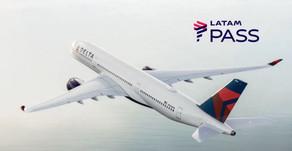 LATAM Pass anuncia mudanças em parcerias e confirma chegada de benefícios Delta