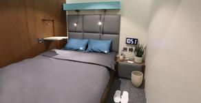 Aeroporto de Doha agora tem um sleep lounge