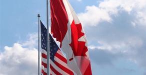 EUA e Canadá estendem fechamento de fronteira até 21 de novembro