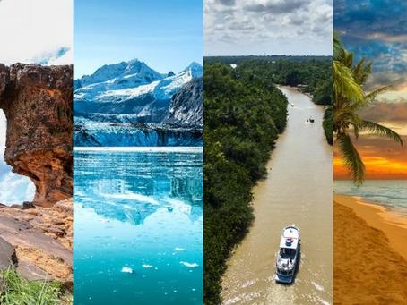 Quarentena: tour 360º -Sudeste/Nordeste/Sul do Brasil