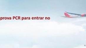 Exigência da prova PCR para entrar no Equador