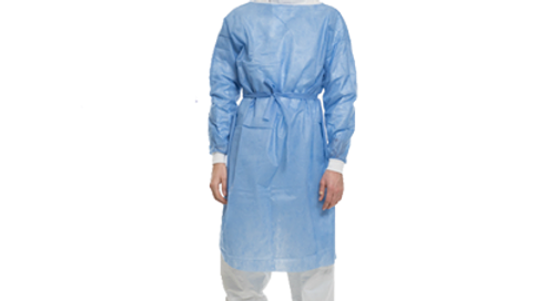 Non - Woven Fabric Gown