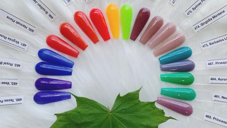 Dip & Acrylic Colour Powder