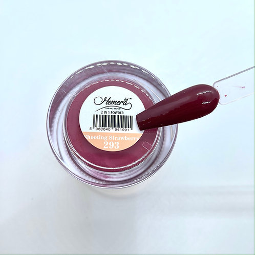 293. Shooting Strawberry  -  Dipping Powder
