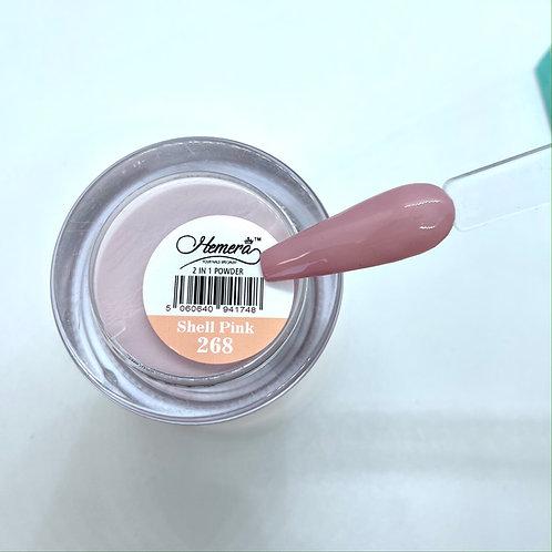 268. Shell Pink -  Dipping Powder