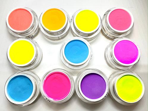 Neon Summer Set (11 colours)