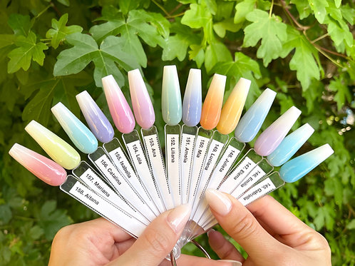 Summer Pastel Collection