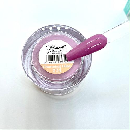 274. Charming Lilac -  Dipping Powder