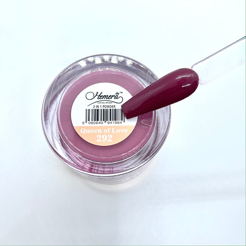 292. Queen of Love -  Dipping Powder