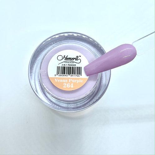 264. Venus Purple -  Dipping Powder