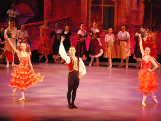 Billy at Ballet in Melbourne