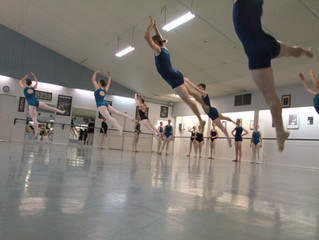 A Note from Ballet