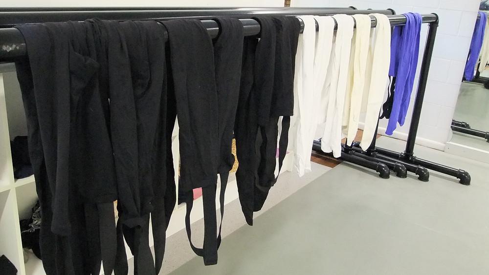 So many tights