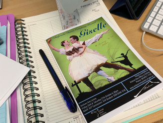 Giselle - A love story!