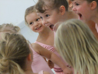 Open Days for Ballet, Jazz and Tap Dancing