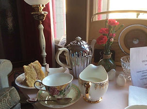 Bournemouth Vintage Tea Rooms