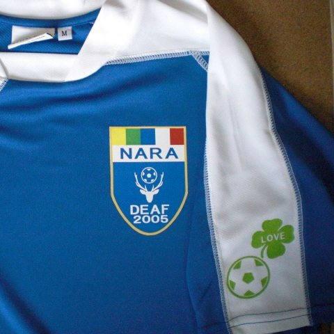 奈良デフキッズサッカークラブ様