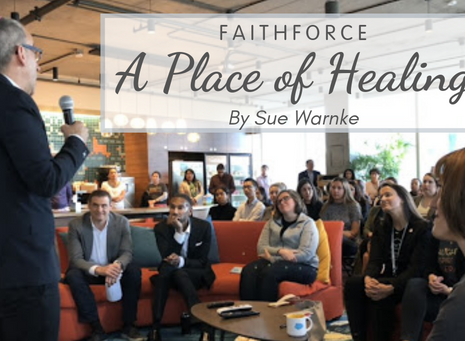Faithforce: a Place of Healing