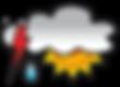Nubi irregolari con isolati temporali.pn