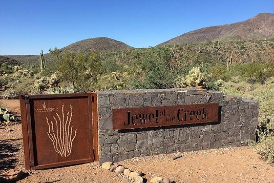 Jewel of the Creek Preserve