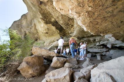 The Cave of Cave Creek Preserve
