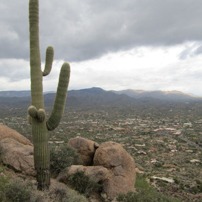 View from Black Mountain Preserve