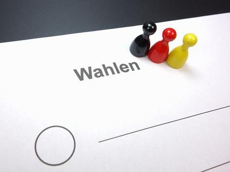 Wahlumfragen an der JGS