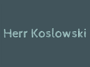 """""""Diese ganzen Gerüchte finde ich schlecht"""" - im Interview mit Herrn Koslowski"""