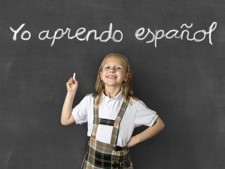 5 Ways Of Helping Children To Learn A Second Language (Spanish As A Second Language)