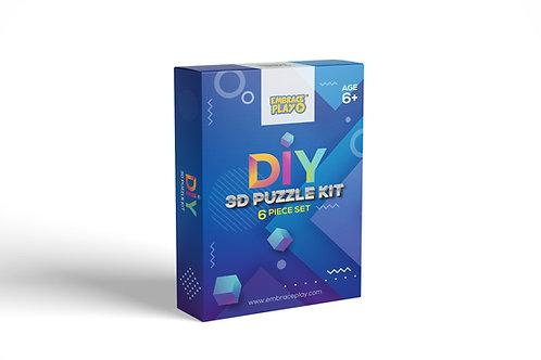 DIY 3D Puzzle Kit