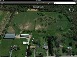 Satellite/Eagle View of Altair Farms