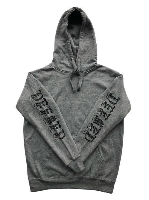 Royal Hoodie in Grey
