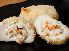 shrimp croquette