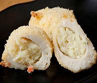 fish cake squid croquette