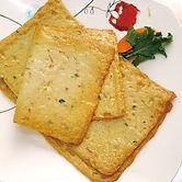 fish cake squares
