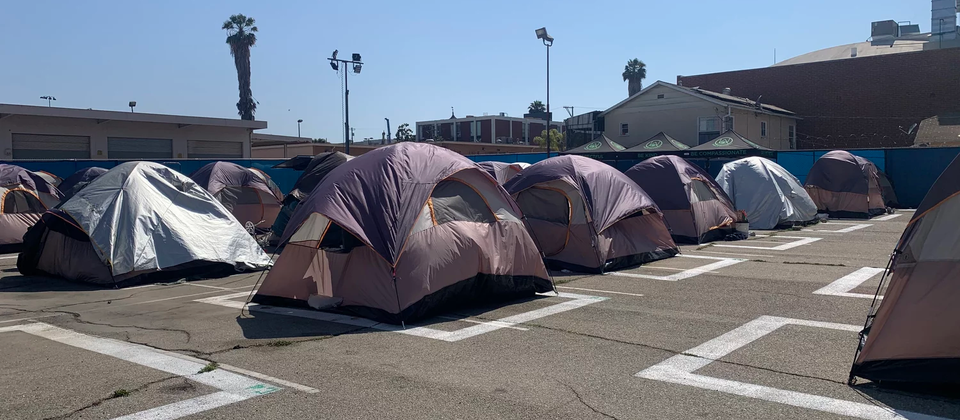 High Cost Of Los Angeles Homeless Camp Raises Eyebrows And Questions