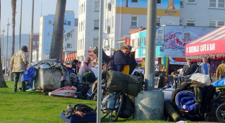 LA City Council Proposal Would House Homeless By Beaches Across City