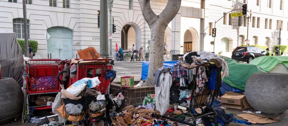 Los Angeles' convoluted anti-camping ordinance