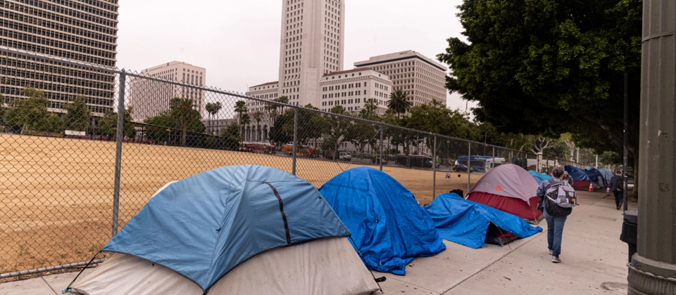 Dr. Drew and Los Angeles' homeless industrial complex