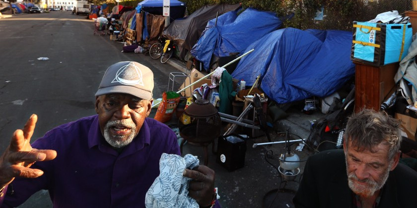 How Biden federal funding order could help L.A. homeless