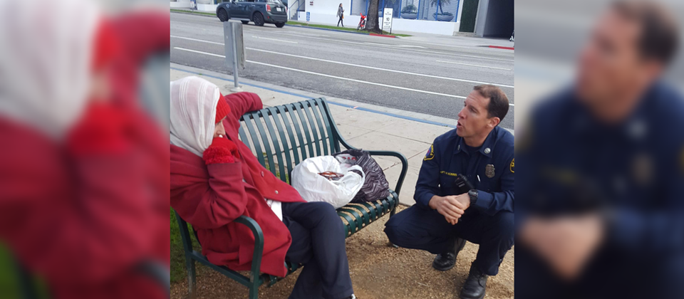 A Community Response Unit could be a key tool in tackling homelessness