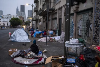Appeals court vacates order to house L.A. skid row homeless