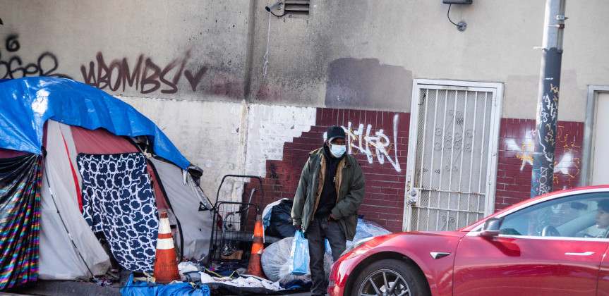 A focus on mental health, not more court orders, key to curbing homelessness