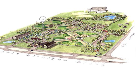 Allendale Parks Masterplan